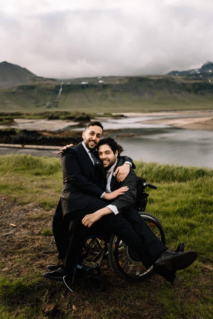 163 iceland wedding at hotel budir 1