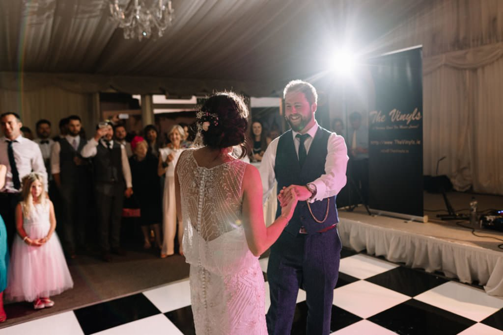 164 summer wedding at clonabreany house