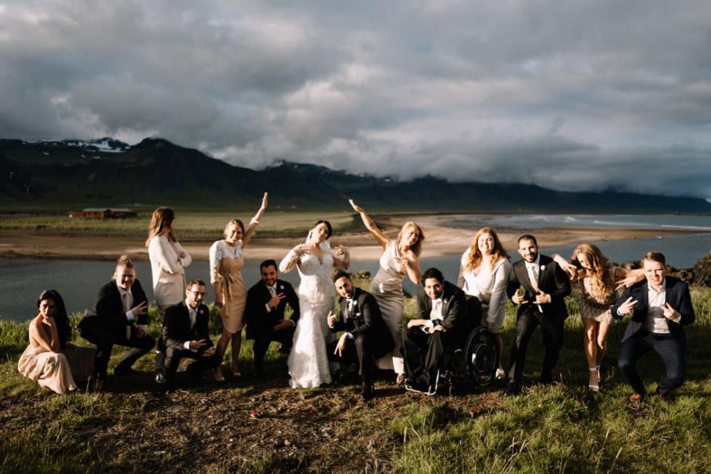 165 iceland wedding at hotel budir 1