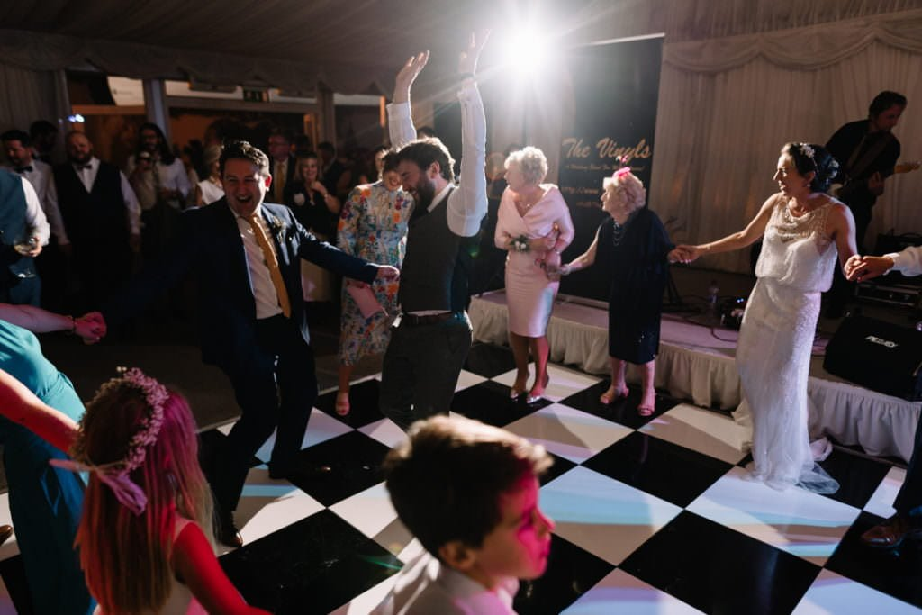 169 summer wedding at clonabreany house