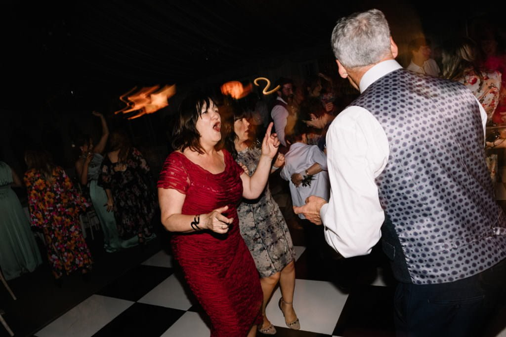 170 summer wedding at clonabreany house