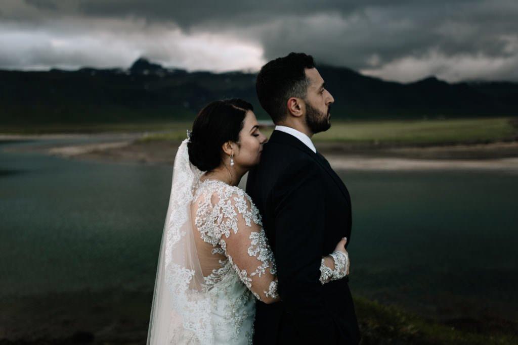 205 iceland wedding at hotel budir 1