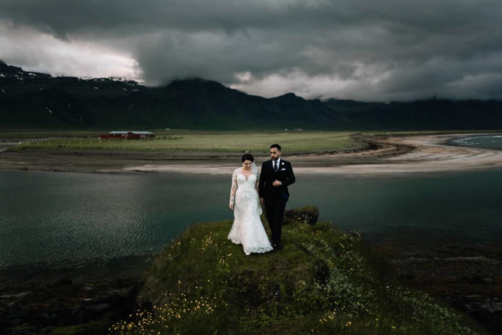 207 iceland wedding at hotel budir 1