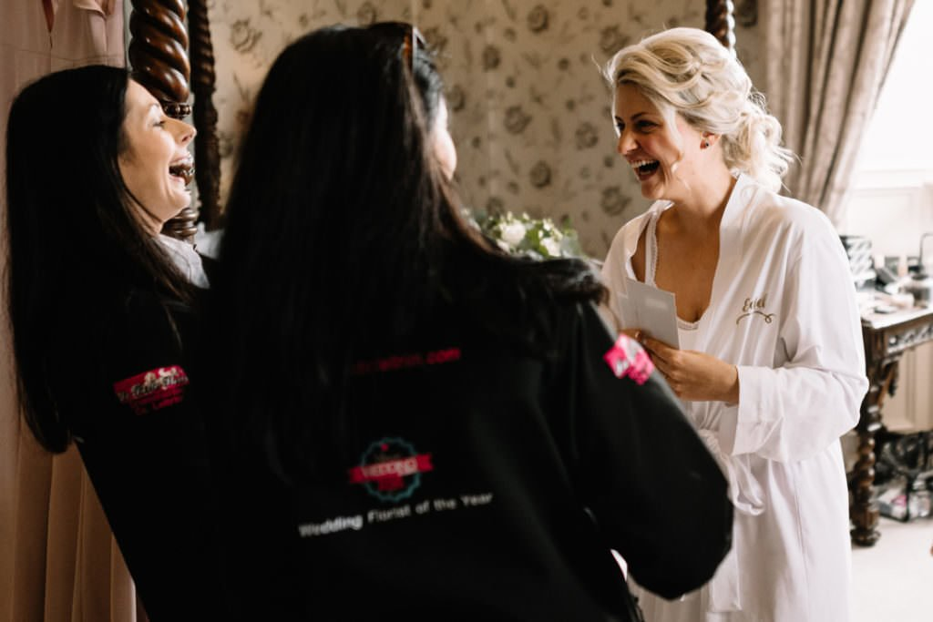 241 kilronan castle wedding photographer ireland