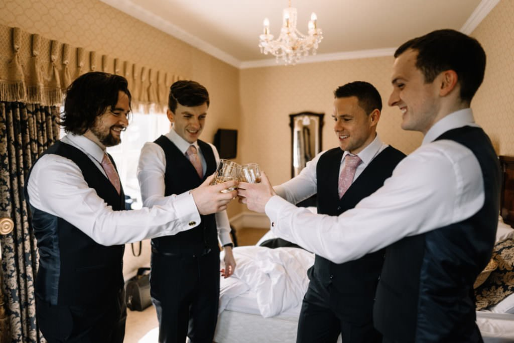 258 kilronan castle wedding photographer ireland