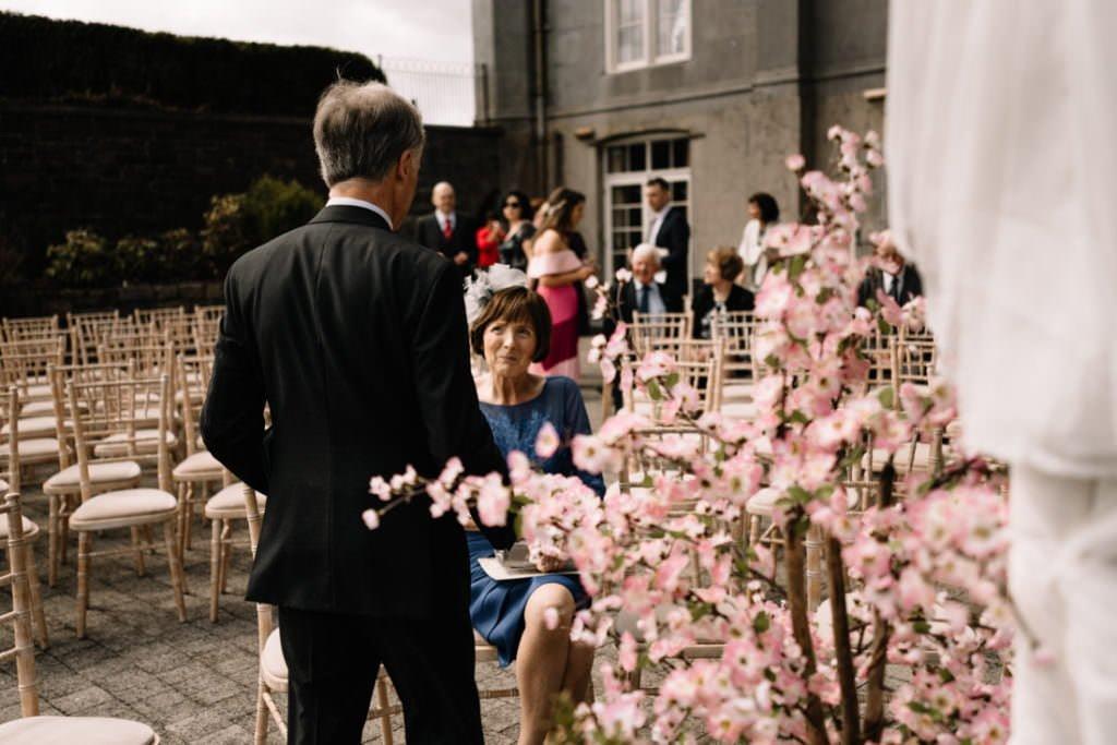 284 kilronan castle wedding photographer ireland