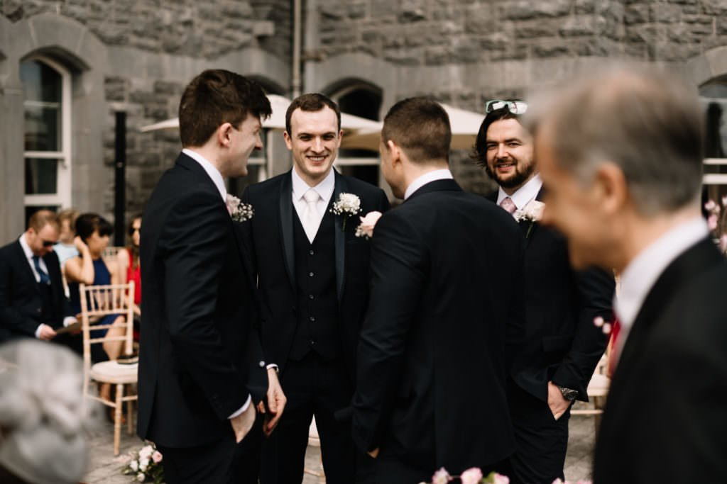 285 kilronan castle wedding photographer ireland