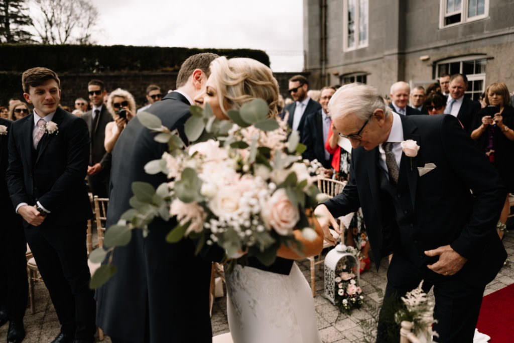 292 kilronan castle wedding photographer ireland