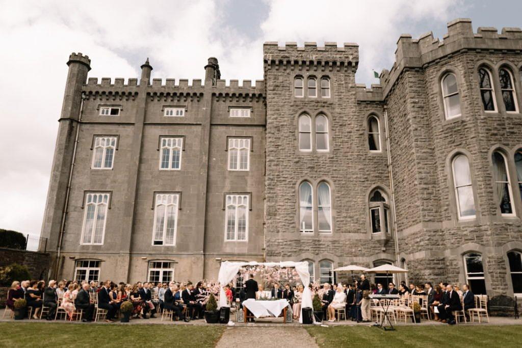 293 kilronan castle wedding photographer ireland