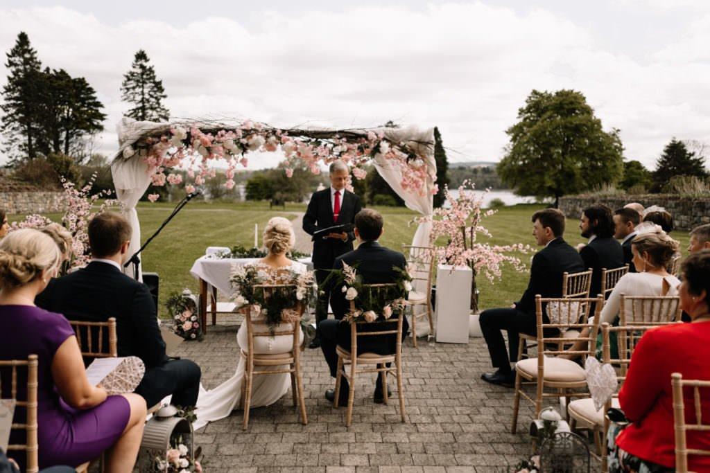 294 kilronan castle wedding photographer ireland