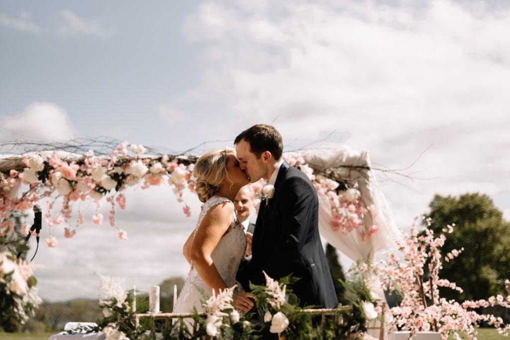 304 kilronan castle wedding photographer ireland