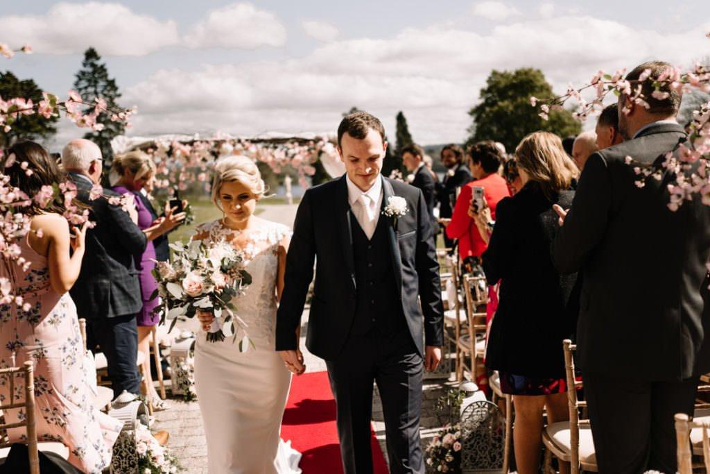 308 kilronan castle wedding photographer ireland