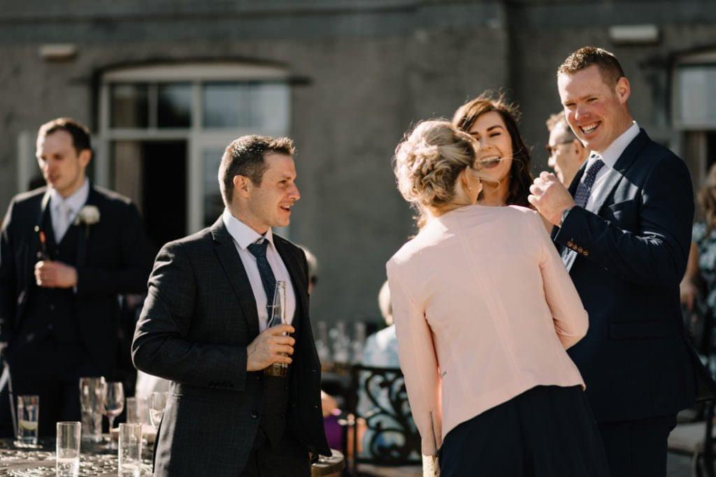 345 kilronan castle wedding photographer ireland