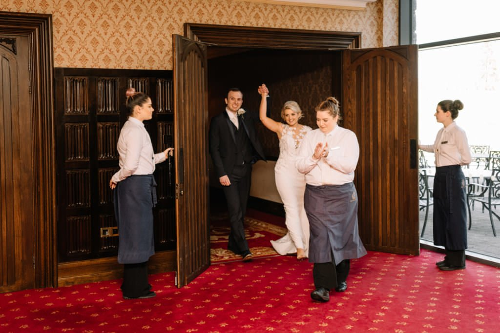354 kilronan castle wedding photographer ireland