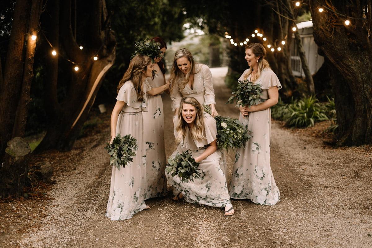 Ballybeg House Bridal Party