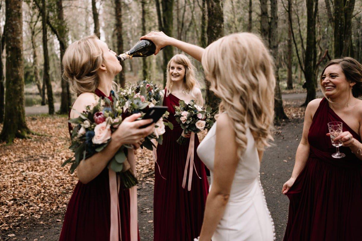 Belleek Castle Wedding