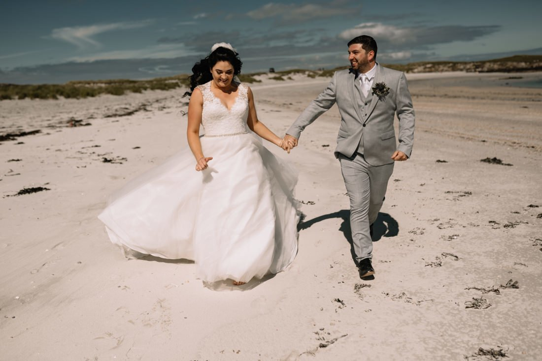 Inishbofin House Wedding