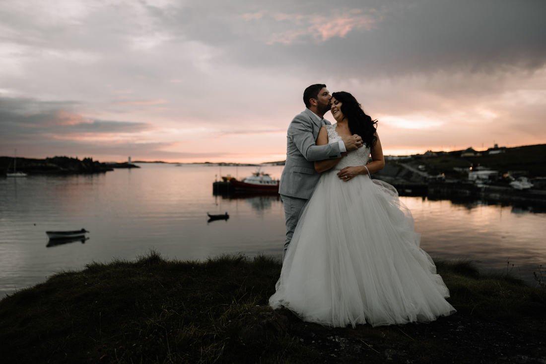 Inishbofin House Weddings
