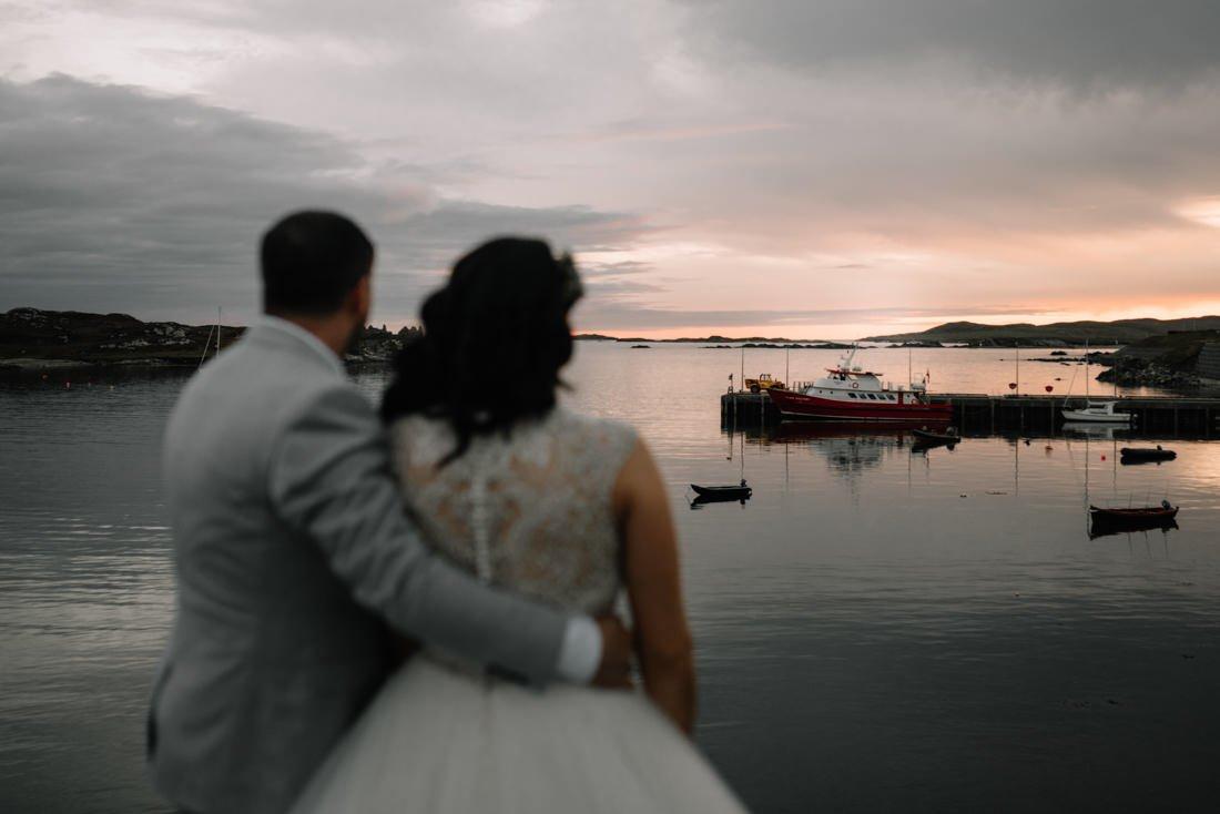 Inishbofin Wedding