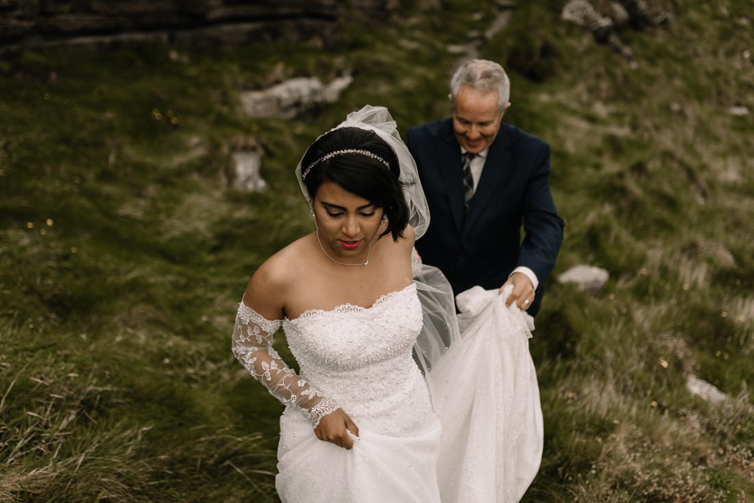 red cliff lodge elopement