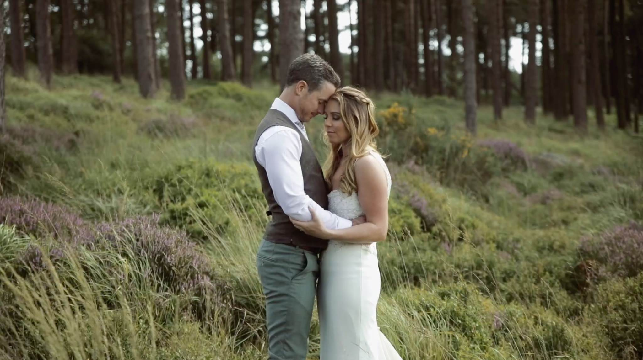 Wedding videographer dublin