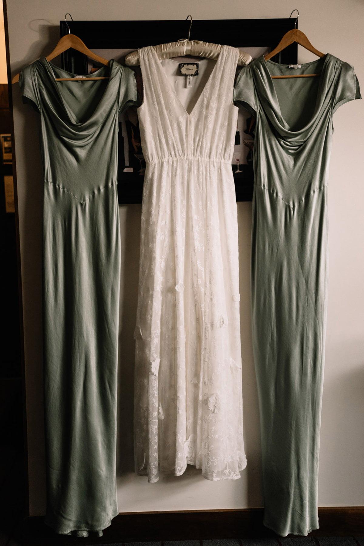 Trinity College Wedding - Getting Ready