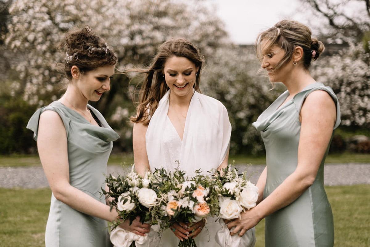 Trinity College Wedding - Wedding Session