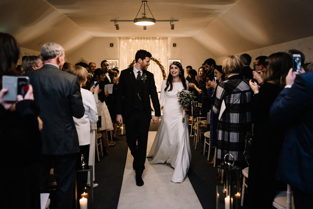 The Ceremony in Rathsallagh House