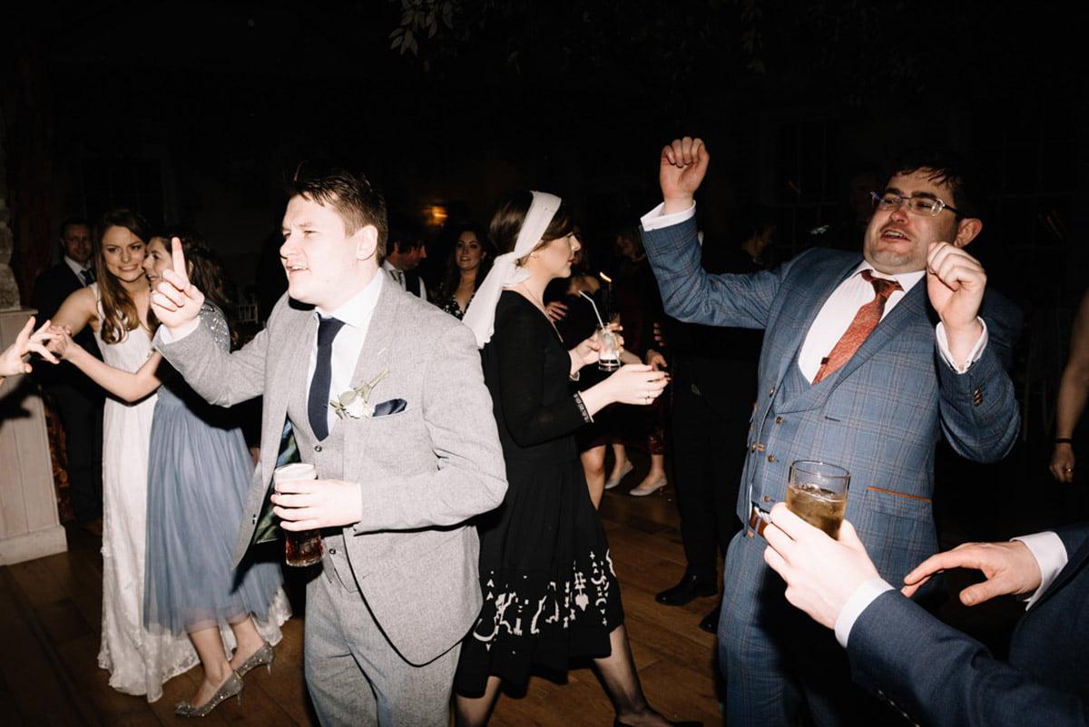 Trinity College Wedding - Reception
