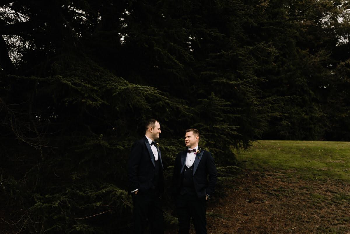 Castle Leslie Wedding Photo Session