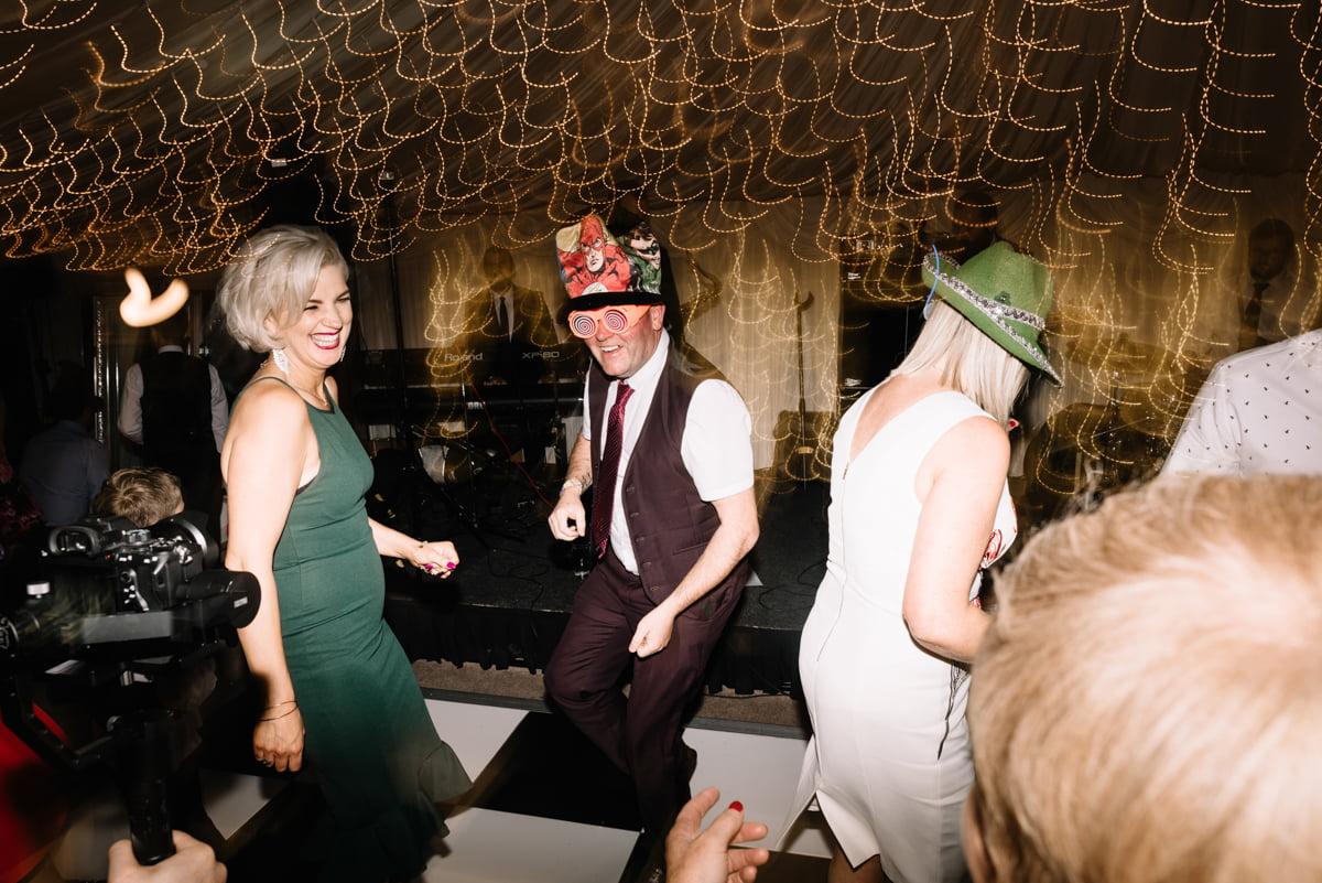 Castle Leslie Wedding Reception
