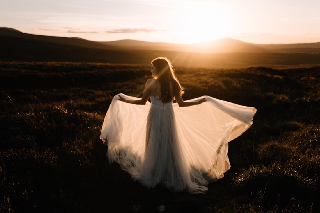 Breathtaking Wicklow Engagement Shoot in Glendalough