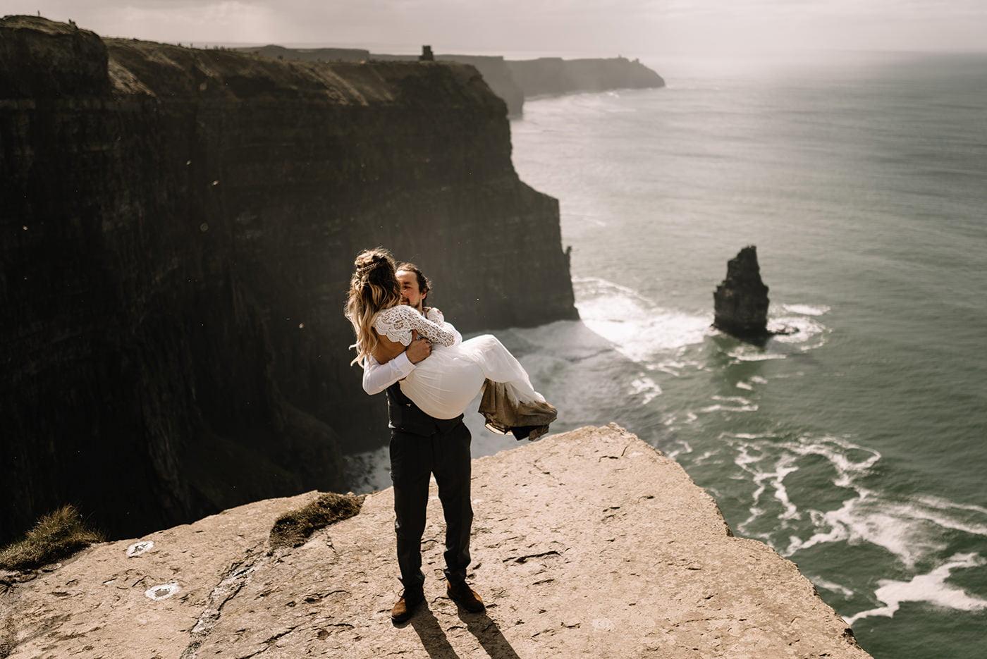 Elopement Wedding Photographer Ireland