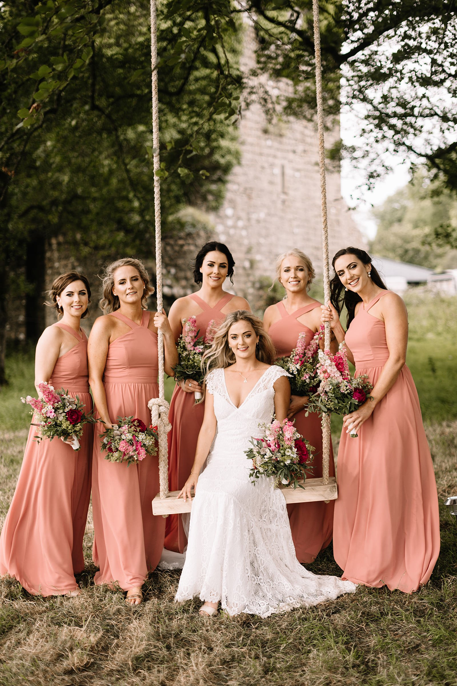 How To Pick Your Bridesmaids Dresses